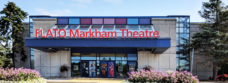 The Flato Markham Theatre puts on local drama and school based productions