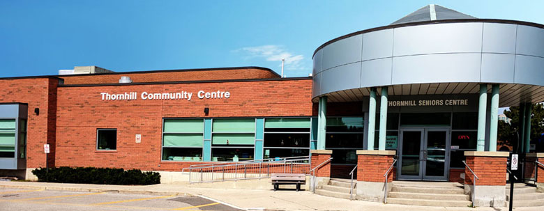Thornhill Community Centre in Thornhill, Ontario